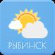 Погода. Рыбинск by AlVl.Dev
