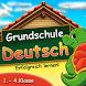 Deutsch Grundsch. 1.- 4.Klasse by magnussoft