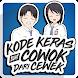 Kode Keras Cowok dari Cewek by PT. Global Digital Artha