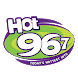Hot 96-7 by AirKast, Inc.
