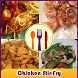 Chicken Stir Fry Recipes Book by Free Apps Collection