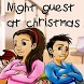 Night Guest at Christmas by CutOnSolutions