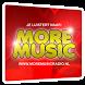 MoreMusicRadio.nl by Digipal.nl