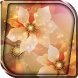 Flower Live Wallpaper by Locos Apps
