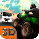 ATV City Traffic Racing 3D by MyPocketGames