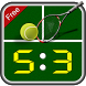 Lawn Tennis Score Board by VcareAll | Mobile Application Development Company