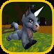 My Little Unicorn Runner 3D by Lickapp