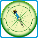 Qibla Compass and Prayer Times by HHApps