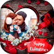 Happy Valentine Day Photo Frame 2018 -Photo Editor by Best Apps Softech