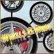 AA Car - Wheels and Rims Game by Lana Cristina