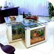 New Aquarium Design Ideas by Bajikok