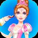 Ballerina Dressup - Princess Salon Makeup by game hub