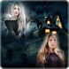 Halloween Dual Photo Frames by QuickLabTech