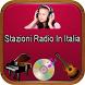 Stazioni Radio Italia. by Raul Berrio