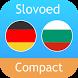 Немски <> Български Речник Slovoed Compact by Paragon Software GmbH