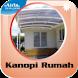 Model Kanopi Teras Rumah by Airindev