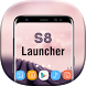 Galaxy S8 Launcher - S8 Theme by Launcher Team 2017