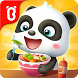 Baby Panda Makes Fruit Salad - Salad Recipe & DIY