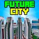 Future City MCPE Map