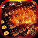 Fire Book Theme&Emoji Keyboard by Best Keyboard Theme Design