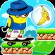 Adventure Banana Minion Jump by AppVion.inc