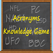 Acronyms - Knowledge Game by MnGames
