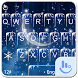 Winter Moon Night Keyboard by Fashion News