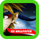 Wallpaper Ninja Hokage Art HD