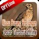 Kicau Burung Branjangan Gacor Terbaru Offline by takumidev