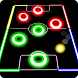 Glow Soccer Games by TEXMOB