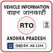 Andhra Pradesh RTO Vehicle Information by Vebsecure