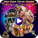 New Year Movie Maker by Photo Editor Zone