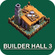 New COC Builder Hall 3 Base by Hexa Developers