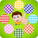 Plaid Circles by OZZY GAME STUDIO
