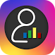 Get Followers Tracker: Follow Meter for More Likes by Ghost Follow Inc.