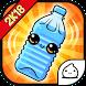 Bottle Flip Evolution - 2k18 Idle Clicker Game by Evolution Games GmbH