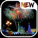 Fireworks Wallpaper by KhoniaDev