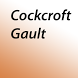 Cockcroft-Gault calculator by Gumption Multimedia