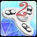 Fidget Spinners pro 2 by mk games