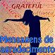Mensagens de agradecimento com imagens by Entertainment LTD Apps ????