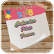 2018 Calendar Photo Frames by Best Widgets Apps