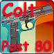 Les pistolets Colt post-1980 expliqués