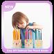 Easy DIY Oatmeal Box Pencil Holder by Khaltuzard