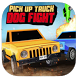 PickUp Truck Dog Fight by bestfreeracinggames.com