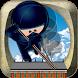Ninja Rooftop Run, Mini Rush by Aardvark Superstar