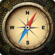 Vintage Compass App for Android: Find the North by EziGames Studio
