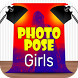 Photo Poses for Girls by Leeway Applab