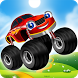 Monster Trucks Game for Kids 2 by razmobi