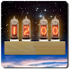 Nixie Tube Clock Widget (LITE) by Paul Evseev