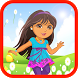 RUN DORA RUN - GIRLS GAME 2 by most fun games